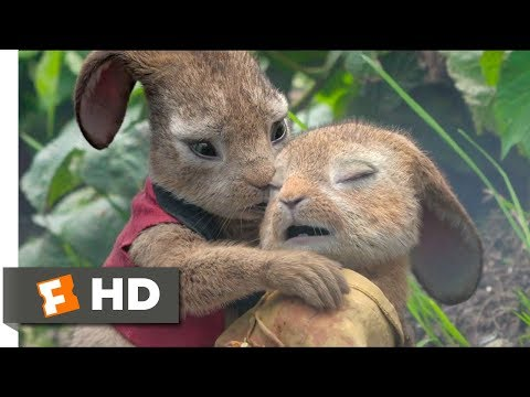 Peter Rabbit (2018) - Playing With Fire Scene (8/10) | Movieclips Mp3