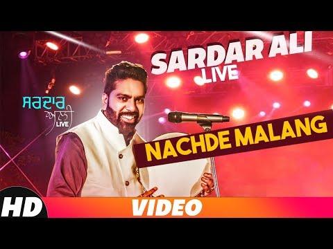 Sardar Ali Live | Full Album Nachde Malang | Latest Punjabi Songs 2018 | Speed Records