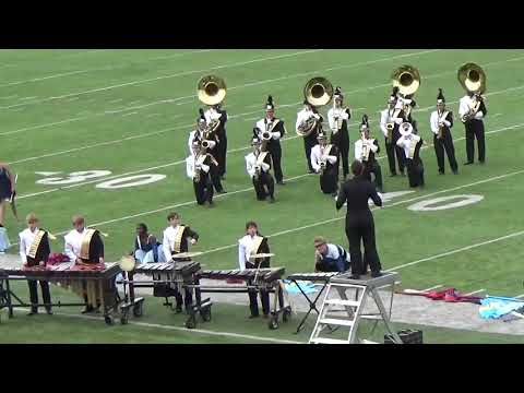 Hixson High School Band Peach State 2018