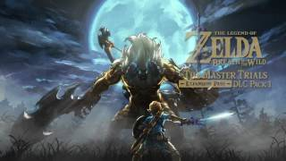 Zelda Breath of the Wild Champion's Ballad Trailer from E3 2017 - New Zelda DLC
