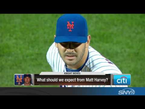 What can the New York Mets expect from Matt Harvey in 2017?