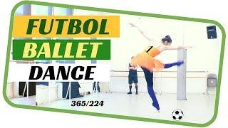 ballet dance duet- Futbol -ballet  dance-224