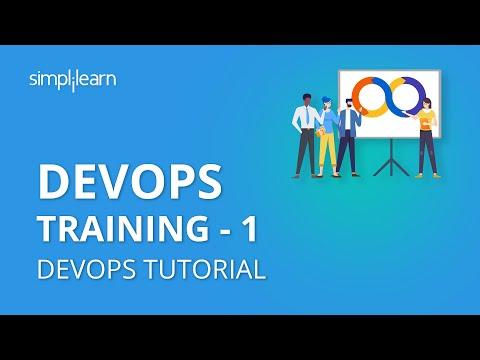 DevOps Training - 1 | DevOps Tutorial for Beginners - 1 | Simplilearn