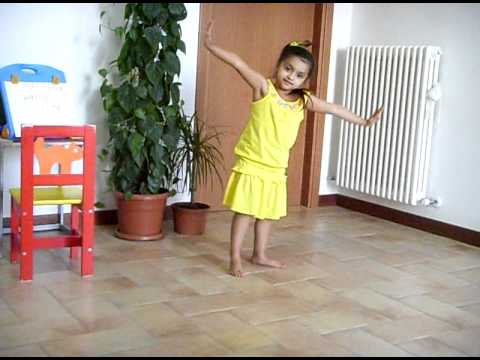 gurlin kaur dancing with harbhajan maan song