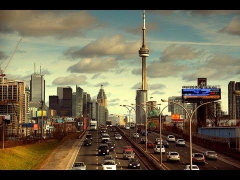 Gardiner Expressway : Gardiner expressway toronto ontario canada
