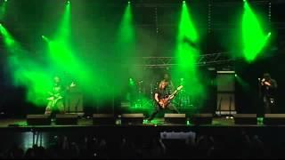 Scar Symmetry - Live at Graspop 2009