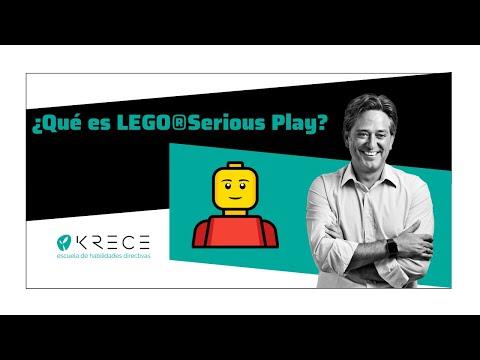 ¿Qué es LEGO® Serious Play®?