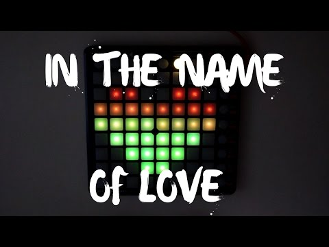 Martin Garrix & Bebe Rexha - In The Name Of Love  Launchpad S Cover