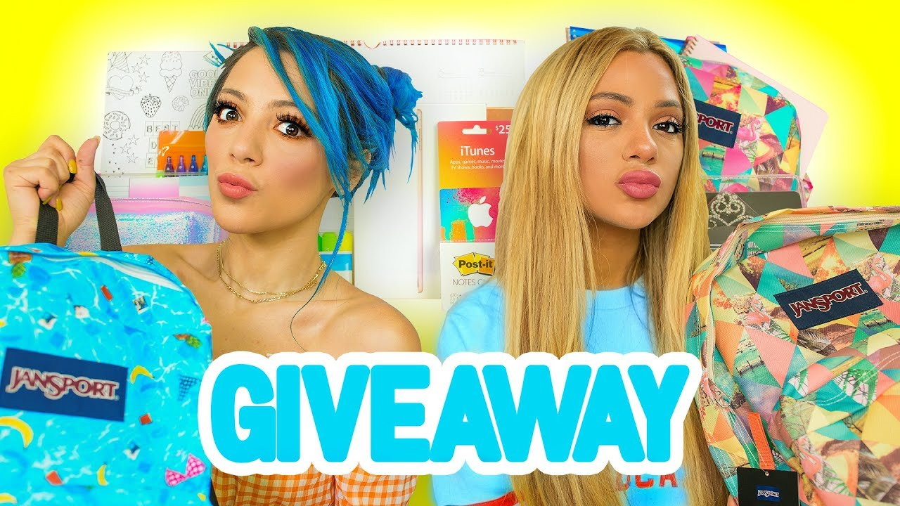 Eleventhgorgeous back to school giveaway