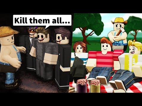 I Have To Kill The Roblox SMILES FAMILY...