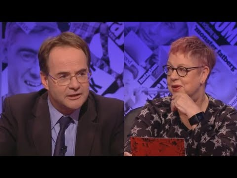 Jo Brand And Have I Got News For You On Feminism