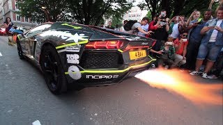 Gumball3000 2014 - London Madness and Sounds!