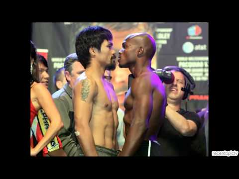 Manny Pacquiao vs Timothy Bradley 2 Weigh-In