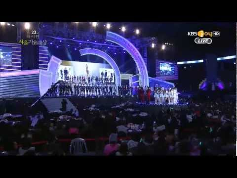 140123 Opening - All Artists @23rd Seoul Music Awards