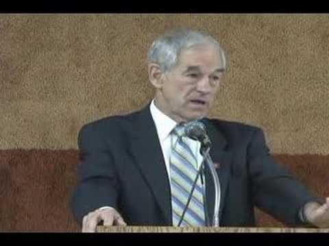 "Ron Paul on ""Letters of Marque and Reprisal"""