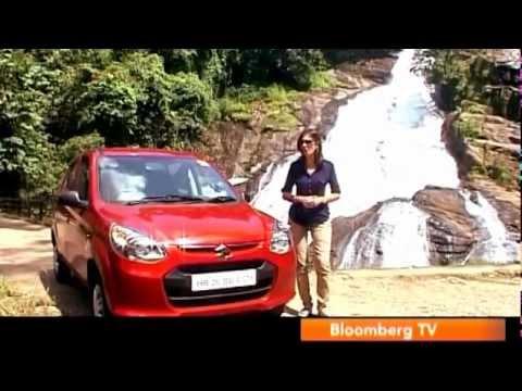 Maruti Alto 800 review by Autocar India