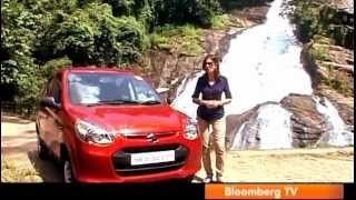 Maruti Alto 800 review by Autocar India