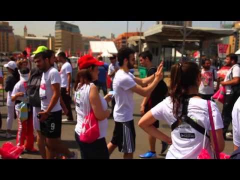 Beirut Marathon, Women's Race, Run for a cause, May 2014