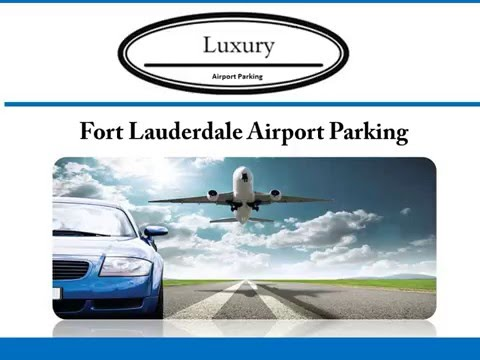 Fort Lauderdale Airport Parking