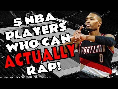 5 NBA PLAYERS WHO CAN ACTUALLY RAP!