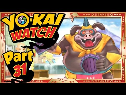 Yo-Kai Watch - Part 31 | Infinite Inferno 2nd Circle - Hoggles Boss! [English Gameplay Walkthrough]