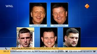 Schotse topcriminelen verdacht van de spraakmakende moord op Martin Kok