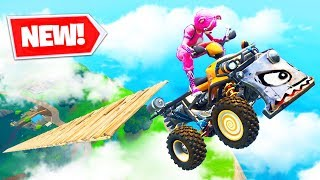 The QUADCRASHER in Fortnite Battle Royale