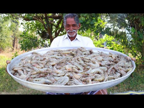 Prawns Curry Recipe    Quick and Easy Shrimp Curry By Our Grandpa