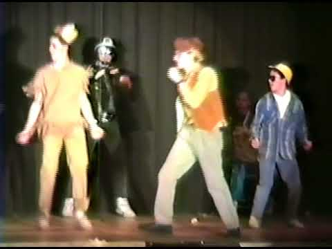 1989 West Islip High School Lip Sync Contest