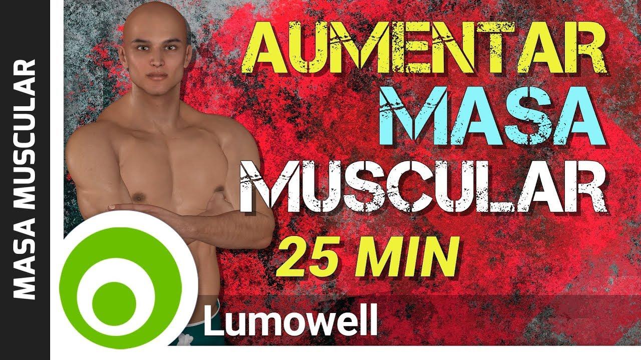 Muscular ganar se en masa casa puede