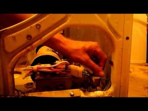 How To Fix A Gas Dryer With A Heating Problem And Without