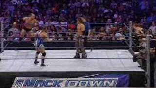 John Morrison And The.Miz vs Jesse and Festus