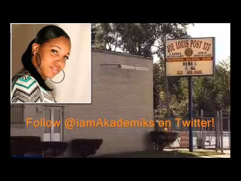 Detroit Goon Kills Woman After She Refuse...