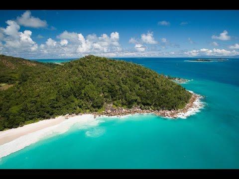 Seychelles 2016, DJI Phantom 3 Drone & GoPro Hero 4