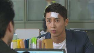 [Good person] 좋은 사람 36회 - Hyun Woo-sung is falsely accused '뺑소니 범인' 누명 뒤집어쓴 현우성 20160620