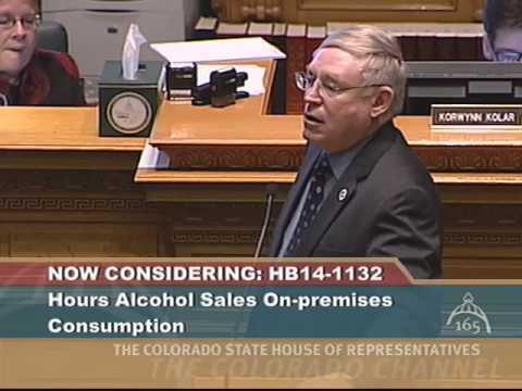 Colorado House 2014 Legislative Day 38