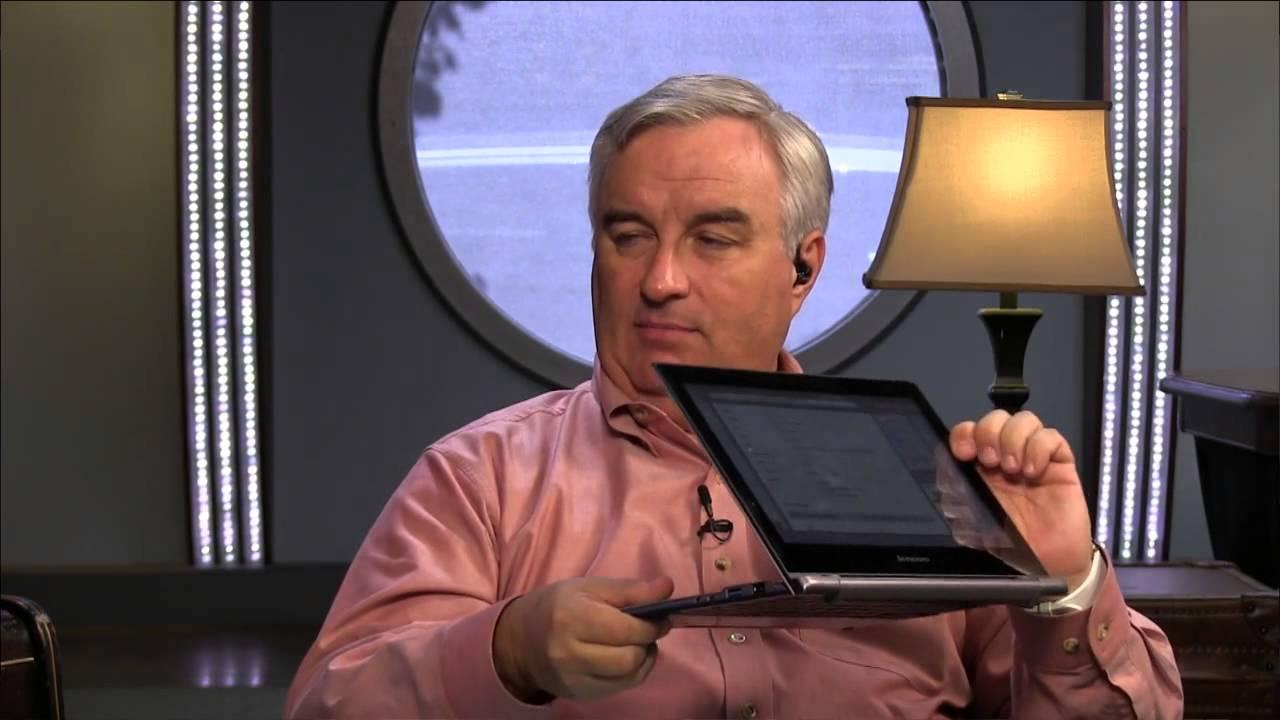 Leo Laporte Reviews the Lenovo N20p Chromebook