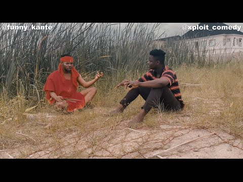 Xploit Comedy – The gods Are Wise