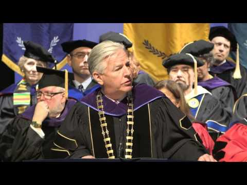 UMass Law Commencement: President Marty Meehan