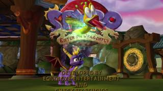[TAS] GC Spyro: Enter The Dragonfly by Fog in 02:28.68