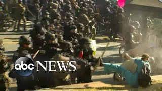Protests reignited in cities across the US l GMA