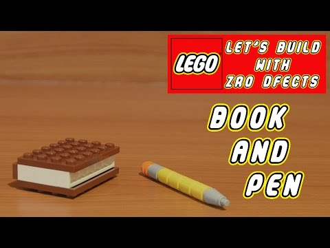 Lets Build Lego How To Build Book