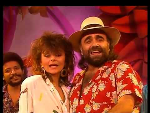 Demis Roussos & Nancy Boyd - Tropicana Bay