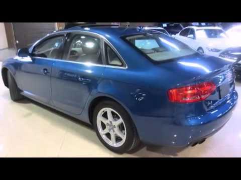 Download 2009 Audi A4 QUATTRO/PREM PKG/BLIND SPOT/PUSH BUTTON/LEDS