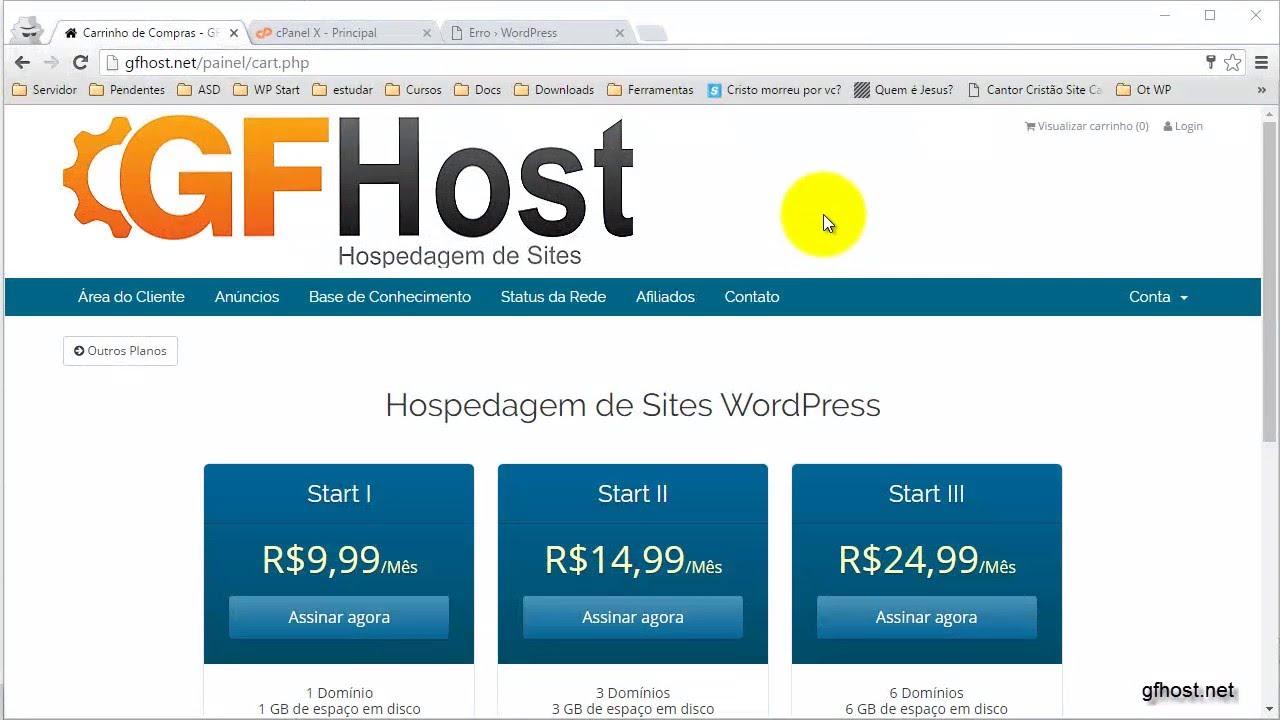 Erro Wordpress upload_max_filesize php.ini
