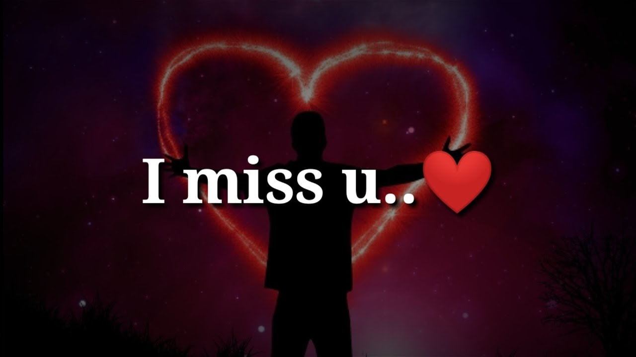 I miss u ❤ Very Sad heart touching shayari ❤ Sad hindi shayari