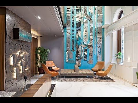 Corporate Office in Mumbai by KNS Architects