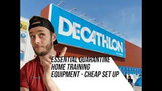 Essential Quarantine Home Training Equipment