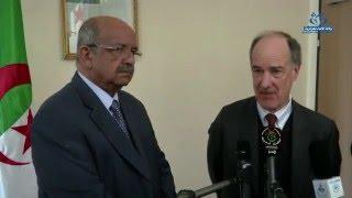 المبعوث الأمريكي لليبيا يؤكد أن الجزائر وبلاده لهما نفس التوجه بشأن حل الأزمة الليبية