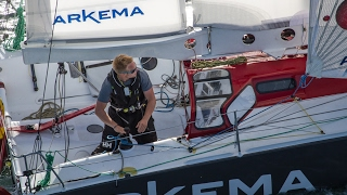 Arkema 3 Mini 6.50 prototype: An unusual boat